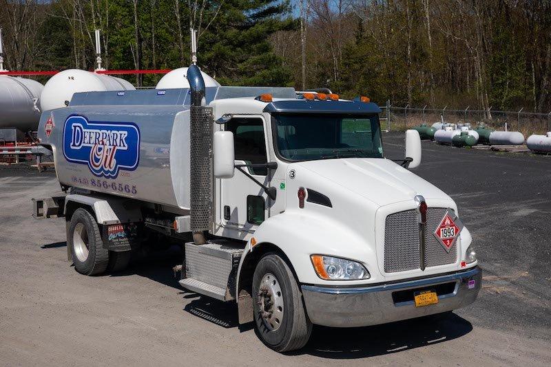 Deerpark Oil Gas Delivery